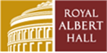 Logo for Royal Albert Hall